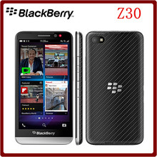 Original Unlocked Blackberry Z30 5.0 Inch 16GB ROM 2GB RAM WCDMA 3G 8MP Dual Core Bluetooth WIFI Smartphone