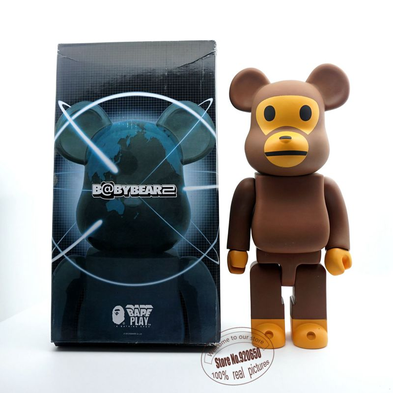 11inch Be@rbrick bape bearbrick medicom toy great gift for holiday<br><br>Aliexpress