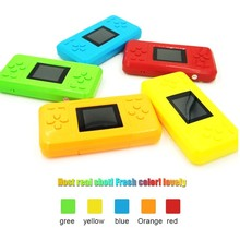 Portable Handheld Game Player LCD Color Screen Built-in 298 Games Classic Retro Children FC Games Coolboy Video Game Console(China)