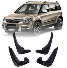 Accessories FIT FOR 2013- SKODA YETI AFTER MARKET MUD FLAP FLAPS SPLASH GUARDS