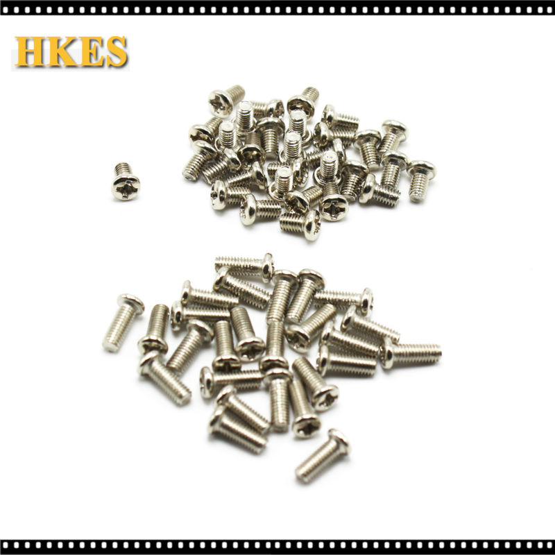 100pcs M3x5mm 8mm Steel Head Screws Hex Socket Head Cap Bolts Nuts  Self-Tapping Screws Fasteners CCTV camera tools <br><br>Aliexpress