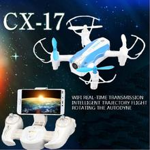 Buy Cheerson CX-17 Wifi RC Drone HD Camera Video Remote Control Kids Toys 2.4G 6Axis RC Quadcopter Helicopter Aircraft Plane Toy for $53.99 in AliExpress store