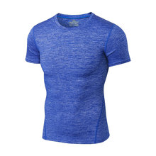 Buy New Brand Clothing Homme Crossfit Summer Top Men Gyms T Shirt Crossfit Fitness Bodybuilding Workout Shirts Male Short Tee Tops for $11.90 in AliExpress store