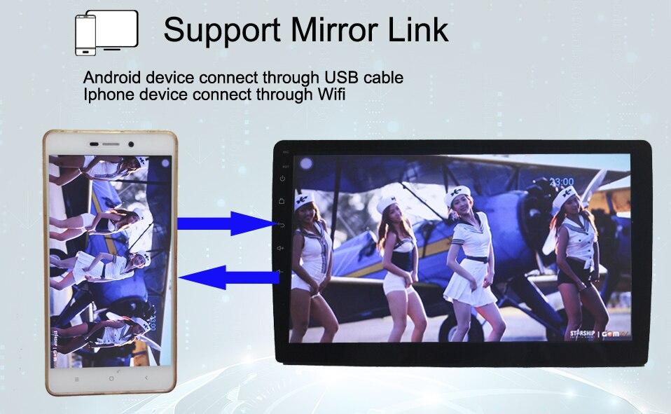 8 Mirror Link