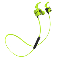 Bluedio TE original mini bluetooth wireless earphone sweatproof sports earphone with microphone for phone and music headset(China)