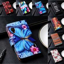Cell Phone Protective Cover For LG L Bello/LEON/Magna/Nexus 4 5X/Spirit/Class/L FINO/X SCREEN Cases Flip PU Leather Phone Shell