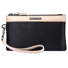 Pabojoe Fashion Nylon Clutch Bags Mens Wristlets Clutch Handbag With Multi Card Holders(China)