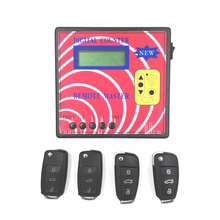 Computer Remote Control Copying Machine Digital Counter Remote Master With 4pcs Fixed Code Remote Keys 290-450MHZ