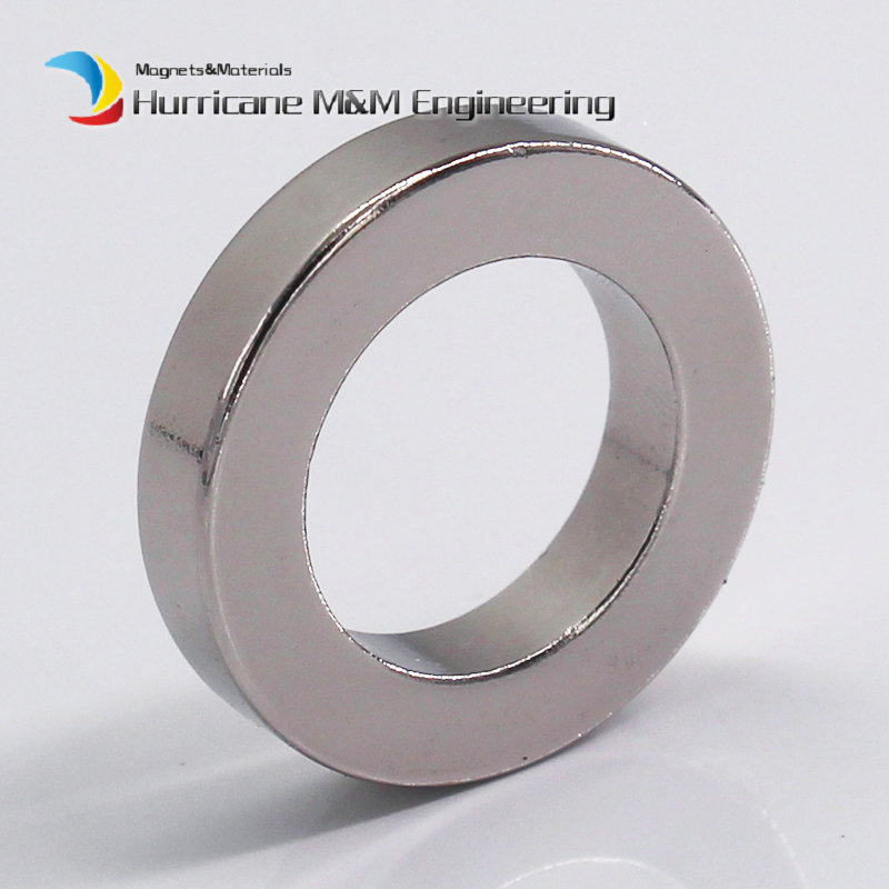 1 Pack NdFeB Magnet Ring OD 25x16x5 (+/-0.1)mm Dia. 0.98 Strong Neodymium Permanent Magnets Rare Earth Magnetic Tube Precision<br>