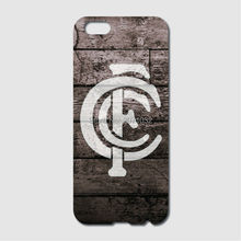 Carlton Football Case For iPhone 6 6S Plus 5 5S 5C 4S iPod Touch 5 4 For Samsung Galaxy S2 S3 S4 S5 Mini S6 S7 Edge Note 3 4 5