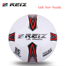 REIZ 531 Official Size5# Football Training Balls Anti-Slip Seemless Match Training Competition Football Soccer Feast of Football(China)