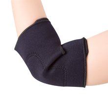 Adjustable Elbow Support Sport And Fitness Elbow Basketball  Elbow Support Brace  free size Free shipping