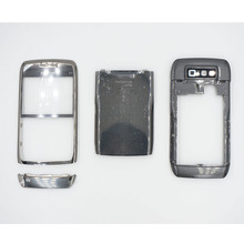 For Nokia E71 Brand New High Quality Phone Housing Case Metal battery rear shell