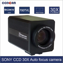 700TVL 30x Optical Sony CCD Zoom Camera Module WDR ICR IR CUT DSS Auto Focus RS485 Control CCTV PTZ High Speed Dome zoom Camera