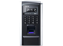 TFT Color Display TCP/IP USB 125Khz Rfid Stand-alone Access Control Employee Fingerprint Time Attendance Support Wiegand