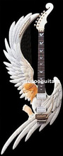 New brand hand carved electric guitar with New Angel design