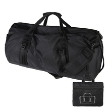 Foldable High Quality Nylon Waterproof Travel Bag Large Capacity Luggage Bags Folding Travel Tote Bag X175 48%OFF(China)
