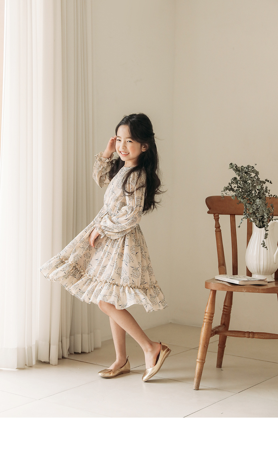 chiffon floral pattern dresses for girls of 12 10 11 14 2 4 6 years old High Quality children dresses 8 year long sleeve clothes 5 7 9 13 15 16 Years little teenage girls spring dresses for girls children girl spring dress (13)