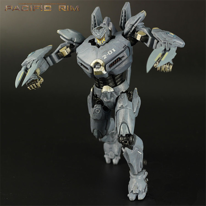 1pc/lot Pacific Rim Figures Striker Eureka Collection Model Toys Action Figures For Boys Birthday Gifts  Retail Box 18cm<br>
