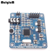 MCIGICM VS1003 VS1003B MP3 Module Decoding Containing Microphones STM32 Microcontroller Development Board Accessories(China)