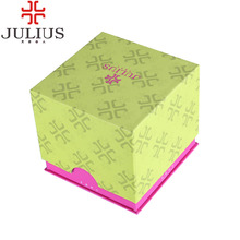 JULIUS Square Original Watch Box, Men Women Gift Boxes, It will be Sale with JULIUS Watches Not be Sale Separately