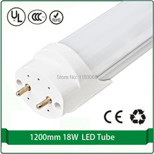 4 pieces 1200mm led tube lighting t8 led tube lamp 18w led tube tubo led