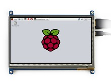 Raspberry Pi 7 Inch Capacitive Touch Screen HDMI USB 1024*600 LCD IPS Display
