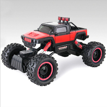32cm Large 1:12 4WD RC Cars Updated Version 2.4G Radio Control RC Cars Models 2017 High speed Off-Road Trucks Toys for Children(China)