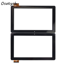 Black Touch Screen for  Multipad WIZE 3111 PMT3111 10.1 inch Tablet PC Sensor Glass Panel Replacement High Quality