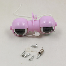 only for blyth doll eyes machine machinery accessories screws T-bar C-bar eyechips pupils 1/6 30cm gift toy(China)