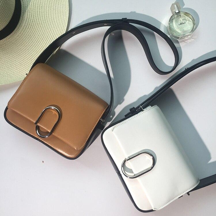 21x16CM Paper Clip Buckle Girls Bag Irregular Wideness Shoulder Strap  A2763<br><br>Aliexpress