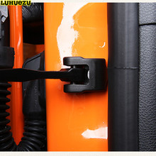 Car Door Lock Buckle Door Holder Protector Check Arm For JEEP Renegade 2015 2016 2017 Accessories