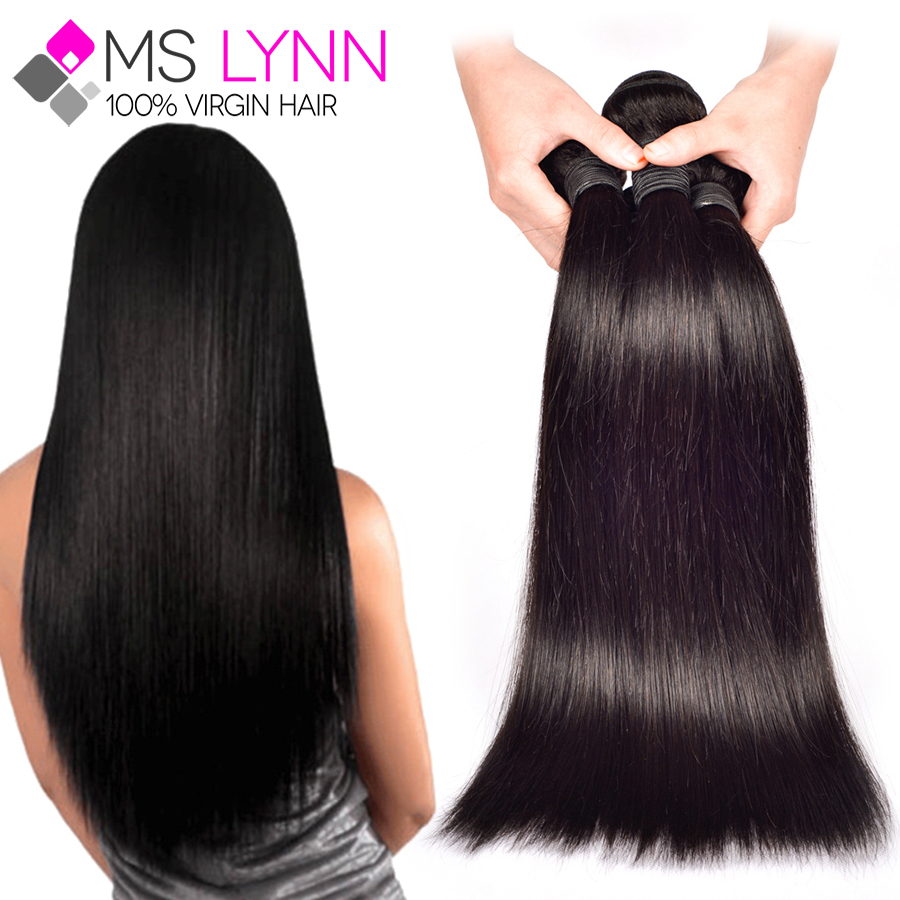mslynn Russian Virgin Hair 4 Bundles Straight Hair Soft Russian Straight Human Hair Bundles,Cheap Russian Straight Virgin Hair<br><br>Aliexpress
