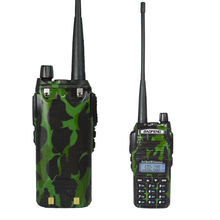 Baofeng UV-82 Camouflage two way radio ,vhf/uhf transceiver sister alan midland uv-5r plus free earpiece