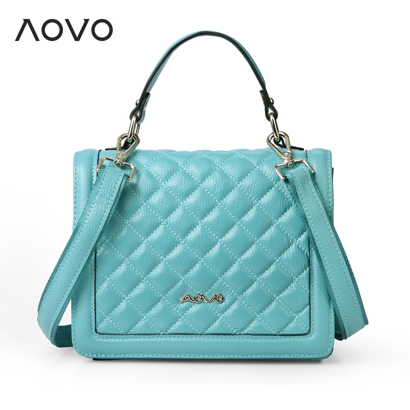 Beautiful Diamond Lattice Genuine leather women bag   Fashion High grade bride girls bag Soft Natural cowskin women handbags<br>