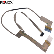 New Original LCD LED Video Flex Cable For LENOVO B560 V560 P/N 50.4JW09.001 Replacement Repair Laptop Screen Display Cable
