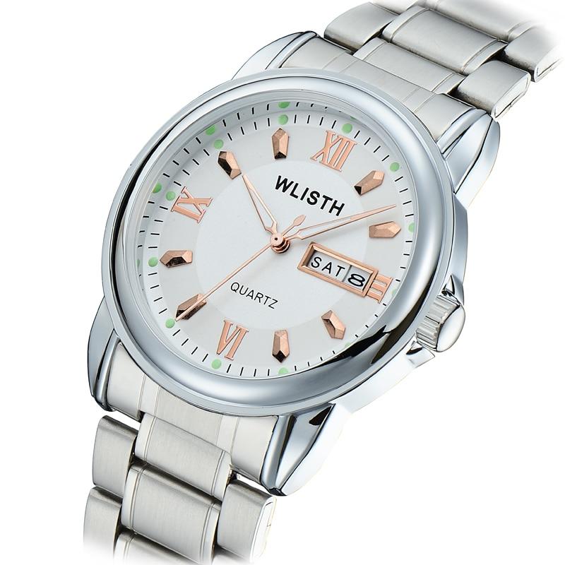 2017 WLISTH Luminous Date Watch Men Clock Top Brand Luxury Famous Quartz Wrist Watches Men Male Quartz-Watch Relogio Masculino<br><br>Aliexpress