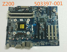 503397-001 For HP Z200 Workstation Motherboard 506285-001 Mainboard 100%tested fully work(China)