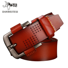 [DWTS] Men'S Boutique! Classic Belts For Men Suit Pants And Jeans Excellent Quality Harajuku Original Leather Men cinto feminino
