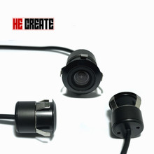 HE CREATE sale HD ccd waterproof colorful 18.5mm rear view cameras truck car rearview parking back reversing 170 degree camera(China)