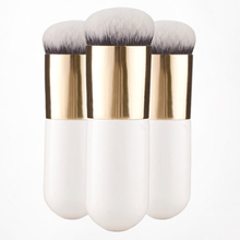 Buy Round Makeup Brush Foundation Brush Powder Brushes Synthetic Fiber Face Cosmetic Blush Brush Make Tool Pinceis Maquiagem for $2.72 in AliExpress store