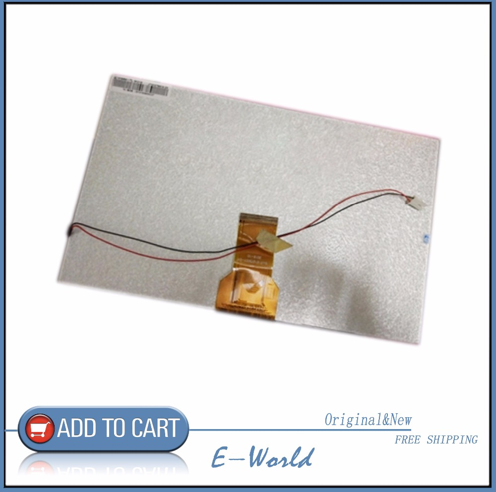 Original 10.1inch 50pin LCD screen FPC101D5001-B3 FPC101D5001 free shipping<br>