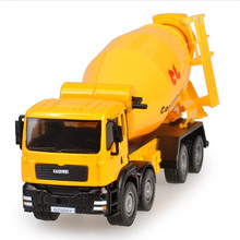 KAIDIWEI Alloy mixing truck 100% original alloy car toy 1:50 Die cast metal +ABS model Truck Toys