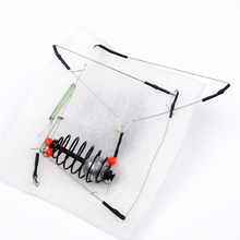 FISH KING 1PC20G25G30G40G45G High Quality Explosion Hook Carp Fishing Hooks Swivel With Line Hook Lead Sinker Pesca Tackle