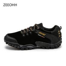 222fda7bf264 ZEEOHH большой Размеры Для мужчин открытый кроссовки противоизносные  противоскольжения подходит для длительного времени прогулок Мужская об