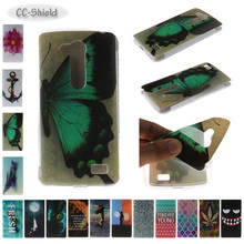 Soft TPU IMD Painted Phone Case for LG L Fino D295 fashion Painting Ultra-thin silicone phone case for LG Fino D 295 D295f cases