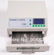 Free Shipping T962 Infrared IC heater BGA reball station SMD IR reflow oven for chip reballing