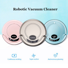 S320 Intelligent Robot Vacuum Cleaner for Home Wireless Vacuum Cleaner Robot Anti Fall Sweeping Machine with Mopping ISWEEP(China)