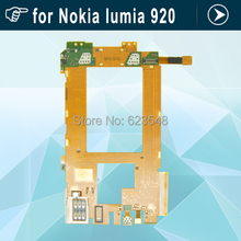 Mainboard Flex Ribbon Cable with front small camera microphone sim card reader for nokia lumia 920