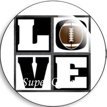 2016 Special Offer Promotion Sterling Jewelry One Direction Love Football Snap Button Jewelry For Charm Popper Bracelet GS2158